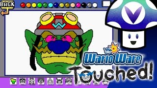 [Vinesauce] Vinny - WarioWare: Touched!
