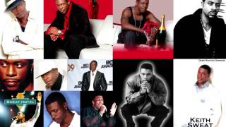 """Keith Sweat - """"Slow Sweat"""" The Best Of The Ballads...(Deep Rooted DJs)"""