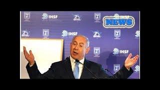 News Israel bombs Syria to stop refugees fleeing to Europe, Netanyahu says
