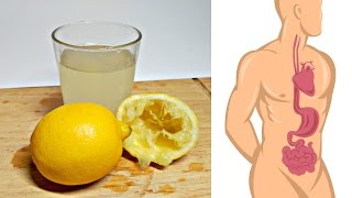 They Say Drinking Lemon Water In The Morning Is Good For You... Here