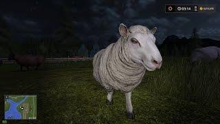 Farm sim Saturday Dooing SHEEP and its BAAAAAD