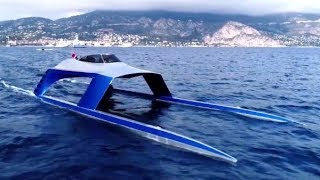 10 Most Amazing Boats