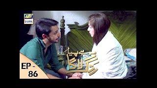 Mohay Piya Rang Laaga - Episode 86 - ARY Digital Drama