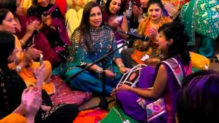 Ladies Dholki Sangeet by DJ Nav Entertainments