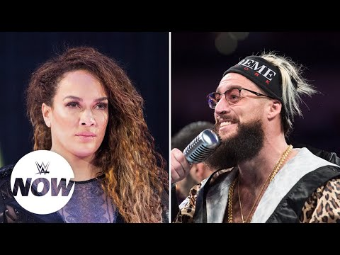 Xxx Mp4 What S Really Going On Between Enzo Amore And Nia Jax WWE Now 3gp Sex