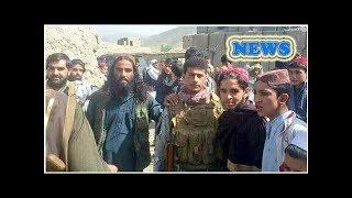 News Big hugs and selfies as Afghan soldiers, Taliban celebrate Eid...