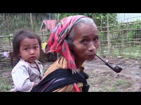 Laos, Luang Namtha region, The face of Laos (update)