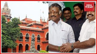 Madras High Court Puts Hold On Tamil Nadu Assembly Floor Test