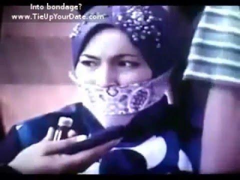 Marshanda chloro bondage scene