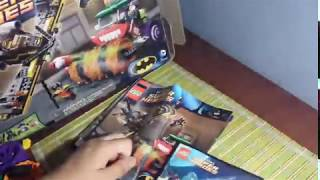 "Building the LEGO DC Superheroes ""Joker Steam Roller"" Part 1"