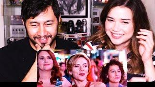 ROUGH NIGHT   Scarlett Johansson   Trailer Reaction & Discussion!