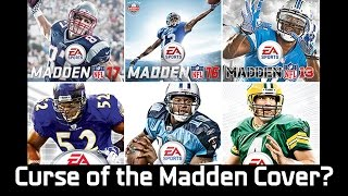 Is the Madden Cover Curse Real? | Madden NFL 18 Release | NFL