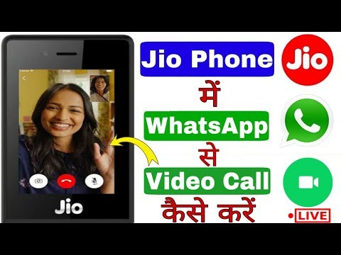 Xxx Mp4 Jio Phone में Whatsapp से Video Call कैसे करे 100 Working Live Proof Jio Phone Video Call Update 3gp Sex