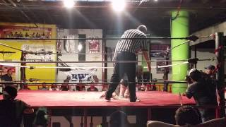 Caveman vs Danny Demanto