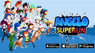 Angelo Super Run - Official trailer 2017 [Android,iOS] - Angelo Rules game