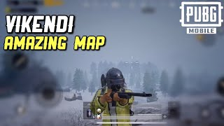 New Snow Map Gameplay | PUBG Mobile | This Map Is Stunning!