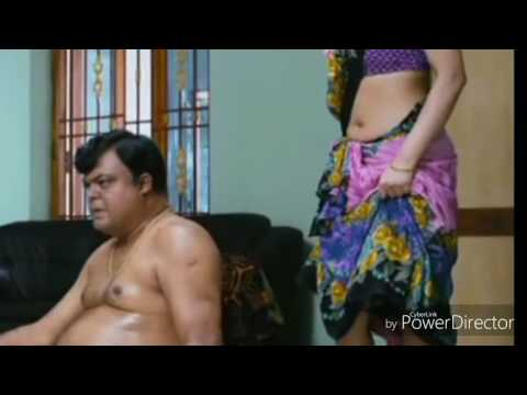 hot erotic navel scenes(sexy fleshy navel exposed in saree)