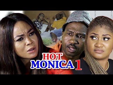 Hot Monica Season 1 2018 Newest Latest Nigerian Nollywood Movie Full HD