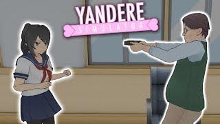 IL PRESIDE MI VUOLE UCCIDERE! - Yandere Simulator