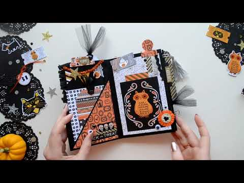 Xxx Mp4 Halloween Mini Album Share Halloween Flipbook Ideas Little Hot Tamale File Folder Flipbook 3gp Sex