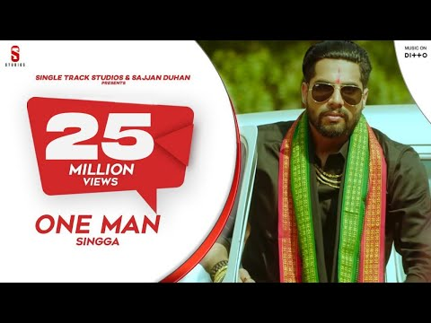 Xxx Mp4 One Man Singga Mix Singh Punjabi Songs 2019 Official Song ST Studio Ditto Music 3gp Sex
