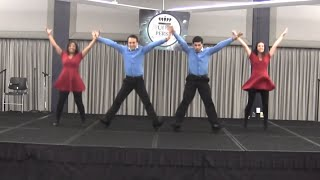 Nazi Nazi - Hamed Pahlan - Persian Dance Performance
