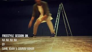 Main Tera boyfriend | j-star | freestyle session | by Sahil khan & Gourav gohar