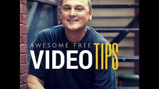 Online Video Tips  and Tutorials with Lou Bortone - Video Marketing Made Easy