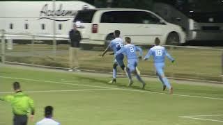 UNC Men's Soccer: Tar Heels Down UNCW 2-1 in NCAA 2nd Round