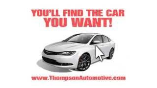 Start Here With Thompson Automotive