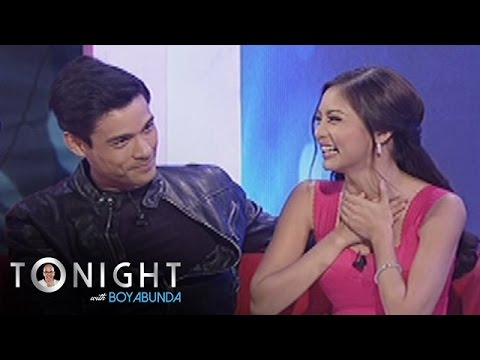 TWBA: Would Kim pose nude for Xian's painting?