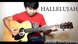 Bamboo - Hallelujah (Fingerstyle cover by Jorell) INSTRUMENTAL | KARAOKE