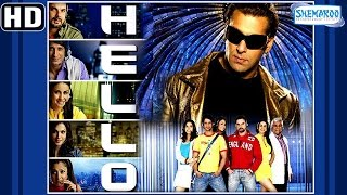 Hello {HD} - Salman Khan, Sharman Joshi, Sohail Khan, Isha Koppikar-Hindi Movie-(With Eng Subtitles)
