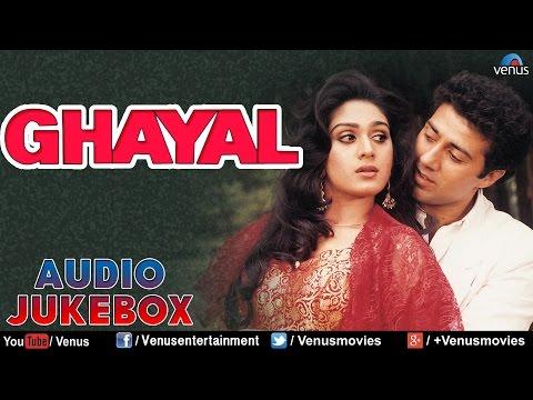 Ghayal : Bollywood Hits ~ Audio Jukebox | Sunny Deol & Meenakshi Sheshadri