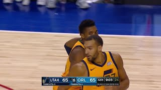 4th Quarter, One Box Video: Orlando Magic vs. Utah Jazz