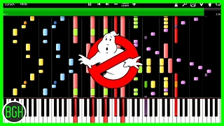 IMPOSSIBLE REMIX - Ghostbusters Theme