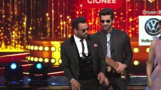 Shaimak Davar Danced To The Tunes Of Bosco At ZCA 2017 - Exclusive