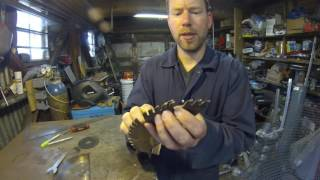 DIY Carbide Parting tool for woodturning From Trees Into These