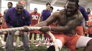 Clemson Football || Why We Work (2016)