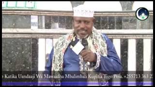 Sheikh Kipozeo - Tumemkosa Mtu Muhimu Sana Alhajj Saidi Ricco Halizibiki