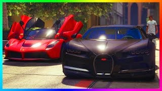 NEW GTA ONLINE DLC UPDATE RELEASING VERY SOON, UPCOMING GTA 5 CONTENT REVEALED & MORE CLUES!