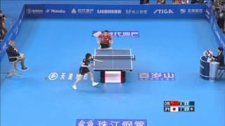 World Team Classic Highlights: Xu Xin-Kenta Matsudaira