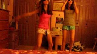 Lauren and Jenna Dancing