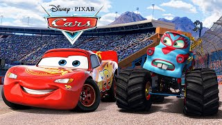 CARS Movie ★ CARS Full Movie ★★ MONSTERSTRUCKS ★★ ENGLISH ★ only mini Movie, Cars 3 Movie comes 2017