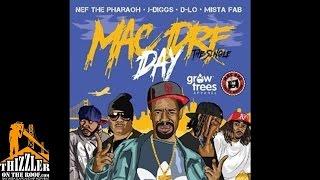 Mac Dre ft. J-Diggs, Nef The Pharaoh, D-Lo, Mistah FAB - Mac Dre Day [Thizzler.com]