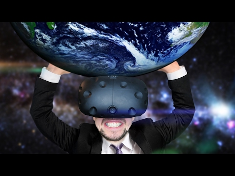 VISIT YOUR OWN HOUSE IN VR | Google Earth VR (HTC Vive Virtual Reality)