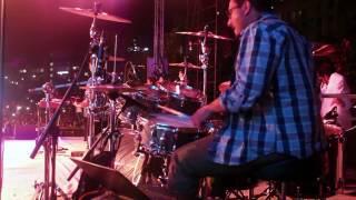 Armaan Malik Live (Hamza Kazi Drumcam) - Jab Tak [M.S. Dhoni: The Untold Story]