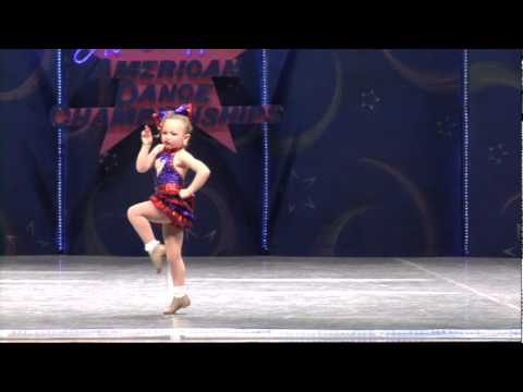 Single Ladies 4 year old jazz solo