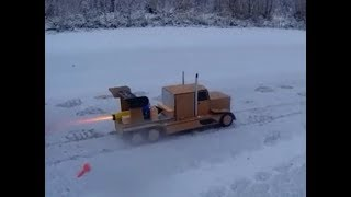 How to Make RC Truck Fastest in the World (Shockwave) - Cardboard Toy DIY