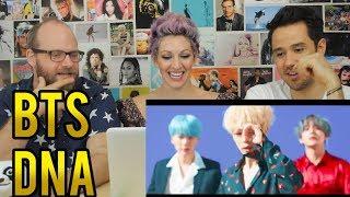 BTS DNA - MV REACTION !! 방탄소년단